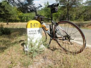 Alpes de Haute Provence cyclotourisme