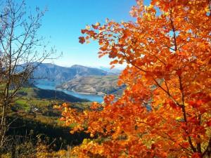 Gorges du Verdon Balade automne