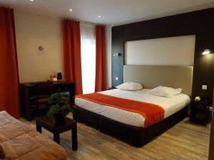 Chambre Hôtel Spa Les Alpes Gréoux les Bains