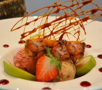 Sorbet restaurant les alpes greoux 1
