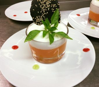 dessert restaurant les alpes greoux les bains
