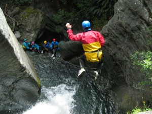 Canyoning Gorges du Verdon