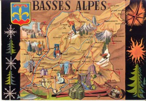 Alpes de Haute Provence