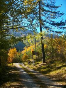 Alpes de Haute Provence balade