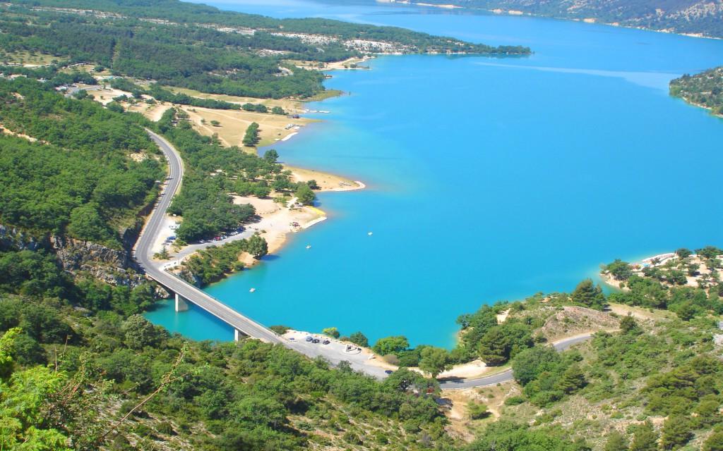 Gorges du Verdon Lac de Sainte Croix Hotel des Alpes Greoux