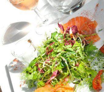 saumon-salade